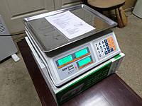 Весы торговые New Star ns 650 , электронные весы , торговые весы , весы , весы на 40 кг., весы для торговли, в