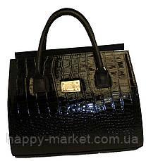 Сумка женская классическая Fashion Лакированая 552801-2, фото 3