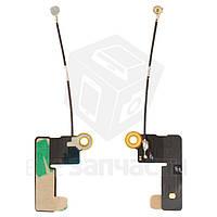 Шлейф для мобильного телефона Apple iPhone 5, Wi-Fi антенны, с компонентами