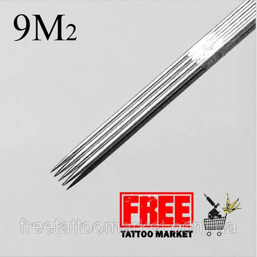 Иглы для тату 9M2
