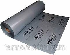 Греющая пленка Heat Plus HP-APN-410 Silver инфракрасная (для теплого пола)