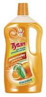 Универсальная жидкость для мытья Tytan(апельсин), 1л