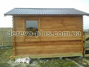 Будинок деревяний  т02, фото 2