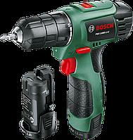 Шуруповерт аккумуляторный Bosch PSR 1080 Li-2 (06039A2101)