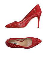 Красные туфли PINKO