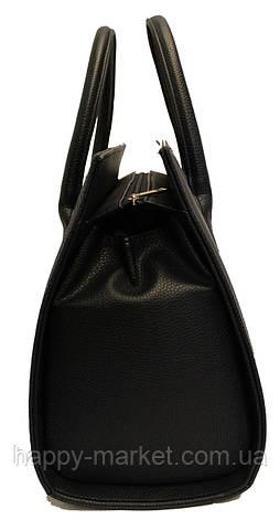 Сумка женская классическая Moschino замшевая 211-3, фото 2