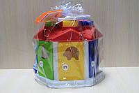 Умный малыш Домик ТехноК, сортер, развивающая игрушка для детей