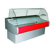 Холодильная витрина ВХС-1,0 ЭКО MINI (1.0, 1.5 м)