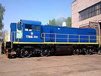 Тепловоз ТГМ 4 б 1990г. выпуска