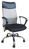 Кресло офисное Ультра Хром, сетка
