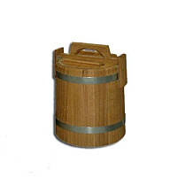 Кадка для солений дубовая 10 л БонДом М