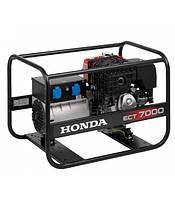 Бензиновый генератор Honda ECT7000Р1