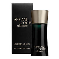 Armani Code Men Ultimate 50мл Туалетная вода для мужчин