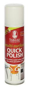 Многофункциональное средство для быстрой полировки поверхности Multi Surface Quick Polish - Новая технология. Rustins в Херсоне