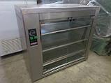Тепловая витрина расстойка для роздачи в горячем состоянии мясных и других продуктов питания GASTRO-TAR SO-12, фото 3