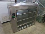 Тепловая витрина расстойка для роздачи в горячем состоянии мясных и других продуктов питания GASTRO-TAR SO-12, фото 6