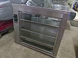 Тепловая витрина расстойка для роздачи в горячем состоянии мясных и других продуктов питания GASTRO-TAR SO-12, фото 2