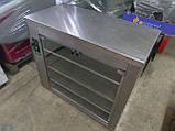 Тепловая витрина расстойка для роздачи в горячем состоянии мясных и других продуктов питания GASTRO-TAR SO-12, фото 5