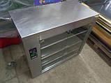 Тепловая витрина расстойка для роздачи в горячем состоянии мясных и других продуктов питания GASTRO-TAR SO-12, фото 7