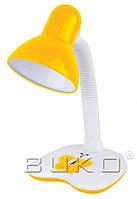 Светильник настольный BUKO WT055-40W E27 (желтая, зеленая, розовая, синяя)