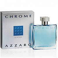 Azzaro Chrome 100мл Туалетная вода для мужчин