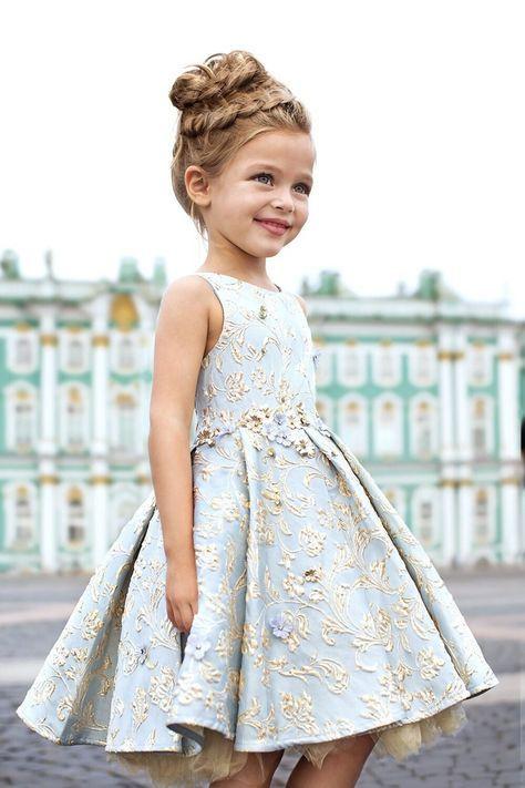 Детские нарядные платья оптом от производителя