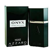 Azzaro Onyx 100мл Туалетная вода для мужчин