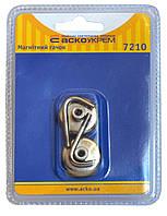 Магнитный крючок, 2,5 см (2шт) 7210