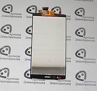 Модуль тачскрин + дисплей LCD LG G4s H734 black