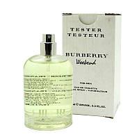 Burberry Weekend For Men 100мл Туалетная вода для мужчин Тестер
