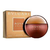 Bvlgari Aqua Amara 100мл Туалетная вода для мужчин