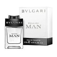 Bvlgari BLV Pour Homme 5мл Туалетная вода для мужчин Миниатюра