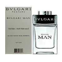 Bvlgari MAN 100мл Туалетная вода для мужчин Тестер