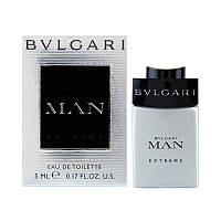 Bvlgari MAN Extreme 5мл Туалетная вода для мужчин Миниатюра