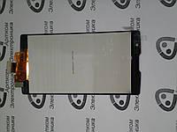 Модуль тачскрин + дисплей LCD LG Spirit Y70 H422 Titan