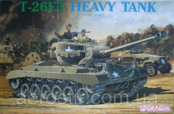 T-26E3 Heavy Tank 1/35 DRAGON 6032