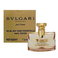 Bvlgari Rose Essentielle 100мл Парфюмированная вода для женщин Тестер