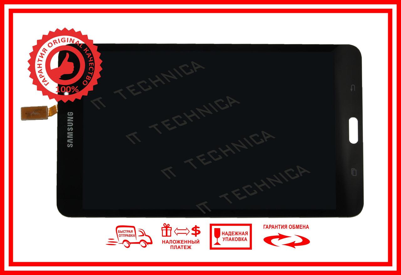 Тачскрин+матрица SAMSUNG SM-T230 T231 Черный ОРИГ