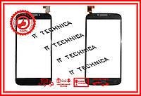 Тачскрин Alcatel Pop C7 7041D Черный