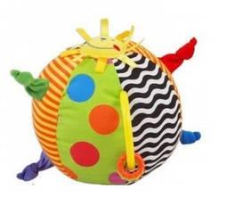 Игрушка Baby Mix ТЕ-9811-20  Плюшевый мяч