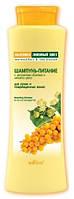 BiElita (Белита) Шампунь-питание с экстрактами облепихи и липового для сухих и поврежденных волос RBA /6-24