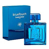 Franсk Olivier Blue Touch 100мл Туалетная вода для мужчин