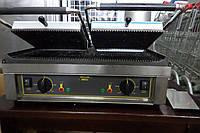 Гриль контактный Roller Grill Magestic R электрический двухпостовой новый, фото 1