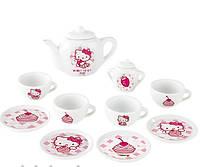Чайный сервиз игрушечный Hello Kitty Smoby 24407