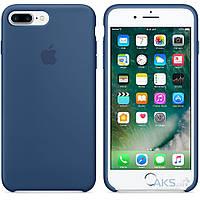 Apple High Copy Silicone Case iPhone 7 Plus Ocean Blue (MMQX2_hc)