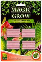 Добриво у паличках Magic Grow довгострокової дії від ШКІДНИКІВ / 20 паличок