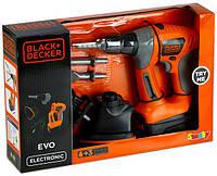 Игровой набор инструментов 3 в 1 Black & Decker EVO Smoby 360102