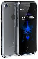 Чехол Luphie Blade Sword Bumper Apple iPhone 7 Gray