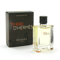 Hermes Terre d'Hermes 12.5мл Туалетная вода для мужчин Миниатюра
