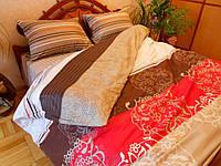 Семейный комплект постельного белья Калина